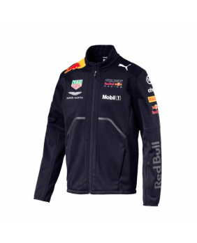 Veste softshell Team Red Bull Racing marine