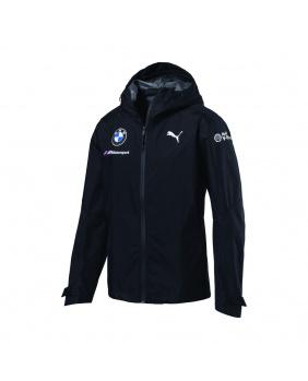 Coupe vent zippé BMW noir