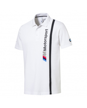 Polo BMW Motorsport blanc