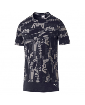 T-shirt Life Red Bull Racing marine et gris