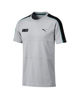 T-shirt Mercedes AMG gris