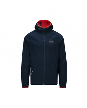 Veste softshell zippée Red Bull Racing marine