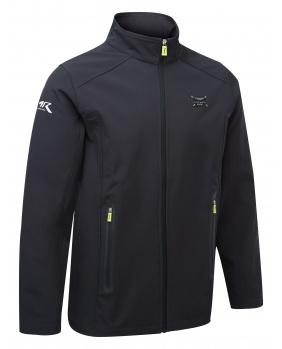 Veste softshell zippée Team Aston Martin marine