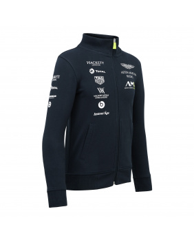 Sweat zippé enfant Aston Martin