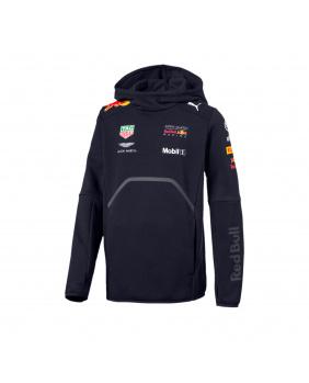Sweat capuche enfant Team Red Bull Racing marine