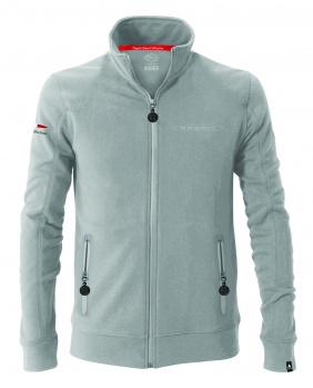 Sweat logo Pagani gris clair
