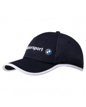 Casquette BMW Motorsport marine.blanc
