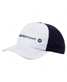 Casquette BMW Motorsport blanc.marine
