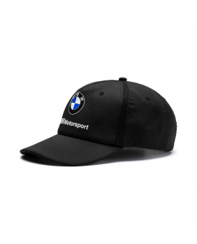 Casquette capsule BMW Motorsport noir