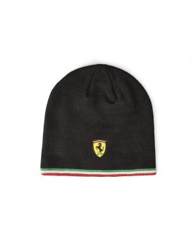 Bonnet Ferrari noir