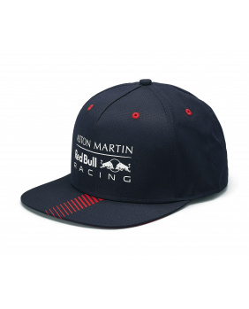 Casquette flat Red Bull Racing marine