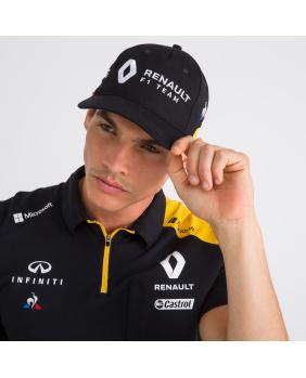 Casquette Renault F1 team noir