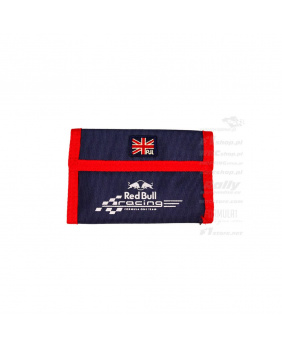 Portefeuille chicane Red Bull Racing marine