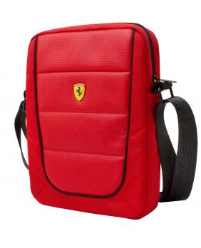 Pochette tablette Ferrari rouge