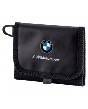 Portefeuille BMW Motorsport noir