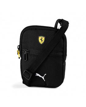 Sacoche petite Ferrari noir