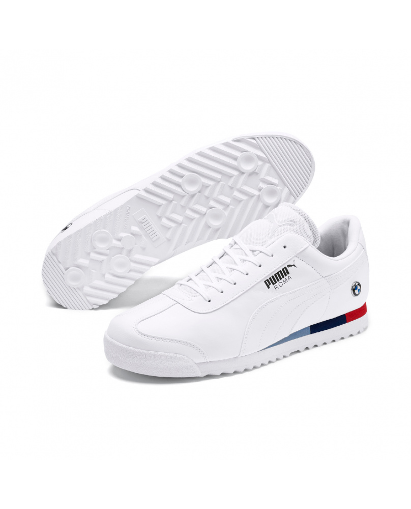 Chaussures Roma BMW Motorsport blanc