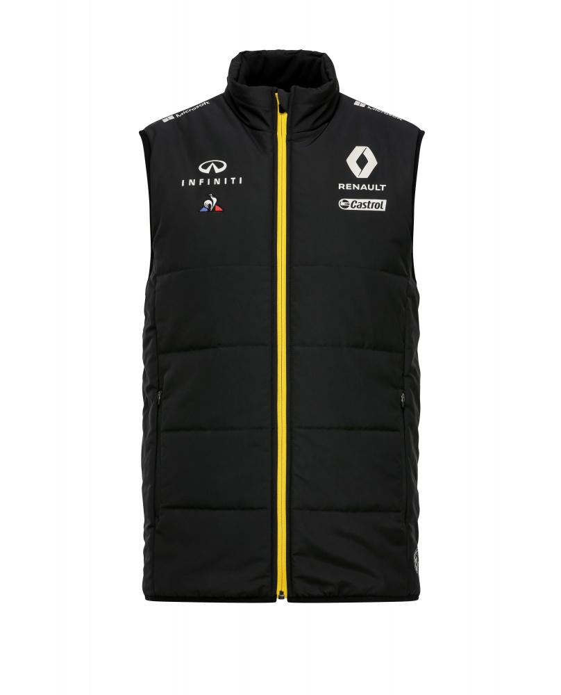 Doudoune sans manches Renault F1 team