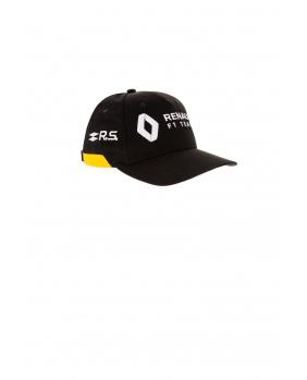 Casquette enfant Renault  F1 Team noir et jaune
