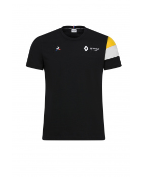 T-shirt Renault F1 team noir