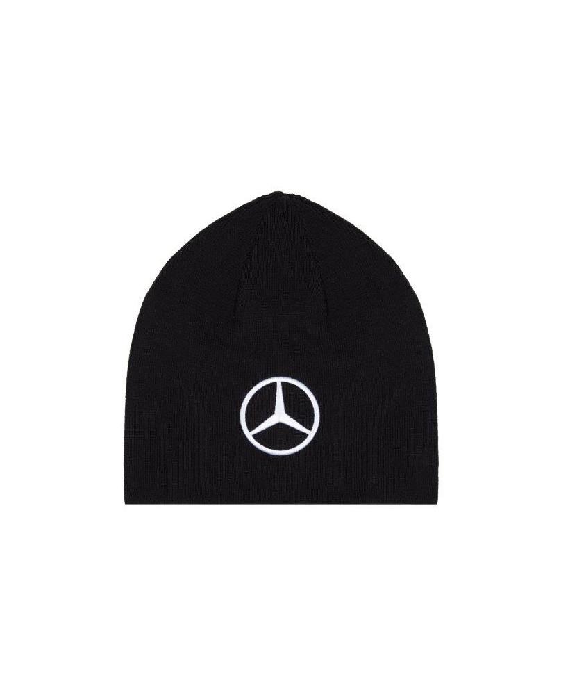 Bonnet Mercedes AMG noir