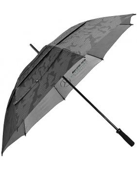 Parapluie golf camouflage Mercedes AMG gris