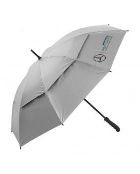 Parapluie golf Mercedes AMG argent