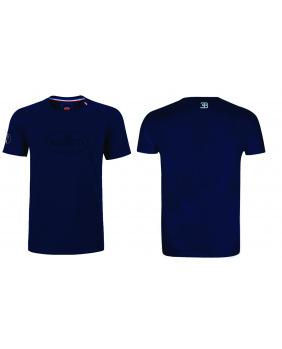 T-shirt Bugatti marine