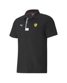 Polo MC hom Ferrari