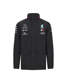 Coupe vent Mercedes AMG noir