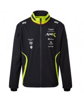 Veste zippé  team Aston Martin marine