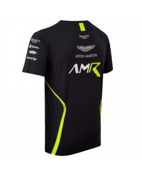 T-shirt team  Aston Martin marine