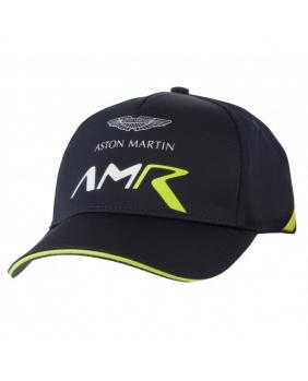 Casquette team Aston Martin vert