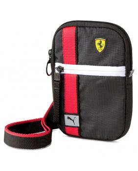 Mini sacoche Ferrari noire