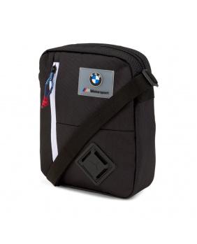 Sacoche BMW Motorsport noir-blanc