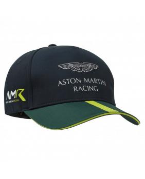 Casquette team Aston Martin marine