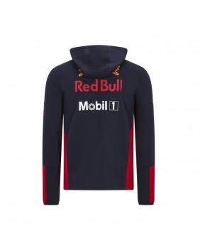 Sweat capuche enfant Red Bull marine-rouge