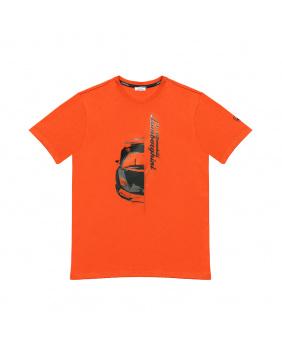 T-shirt Lamborghini picasso orange