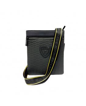Sacoche Lamborghini neoprene+gomme noire