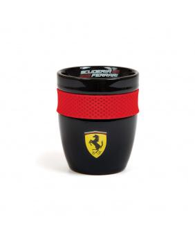Mug Ferrari noir et rouge