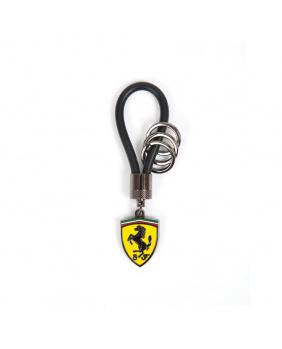 Portes- clés Ferrari noir
