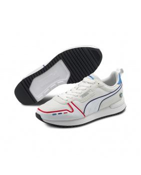 Chaussures R78 BMW blanche