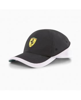 Casquette Ferrari noire