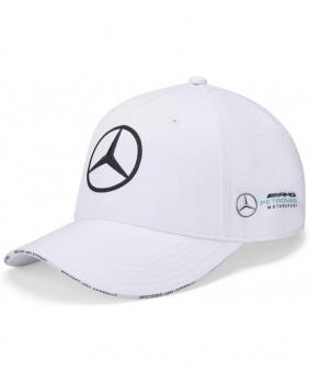 Casquette Mercedes AMG blanc