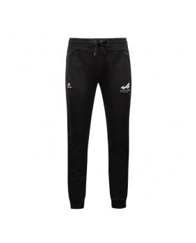 Pantalon jogging Alpine Le Coq Sportif noir