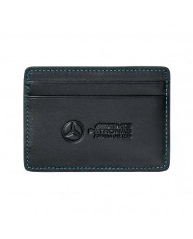 Porte-cartes Mercedes AMG noir