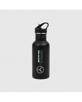 Bouteille d'eau sport Mercedes AMG noir