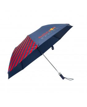 Parapluie Team Red Bull marine et rouge