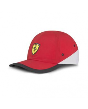 Casquette Ferrari rouge