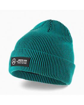 Bonnet Mercedes vert
